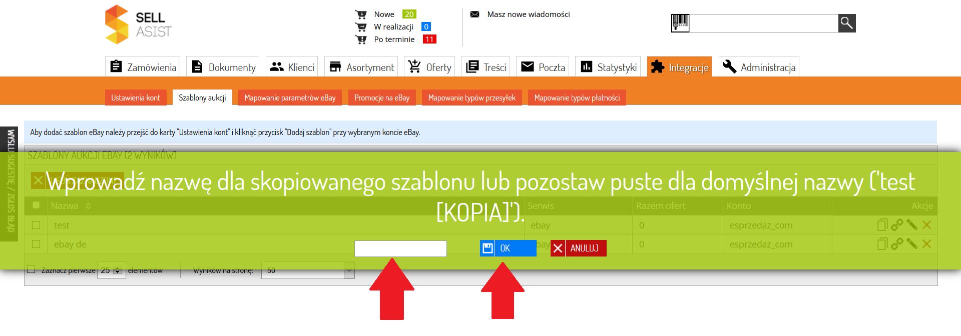 Pomoc Sklep Internetowy Informacje Ecommerce Esprzedaz Com