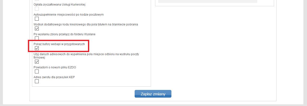 6d092e5f3aa01c W tym celu zaloguj się na swoje konto i wejdź w ustawienia na stronie-⇨ .  Oznacz opcję i zapisz zmiany. Dopiero potem możesz przystąpić do integracji  z ...